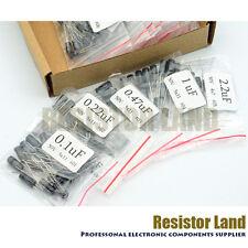 110pcs Electrolytic Capacitor Assortment Kit 10UF-4700UF Electrolytic Capacitor