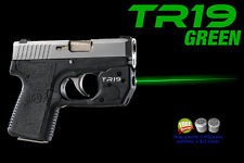 ARMA LASER TR19 Green SIGHT for Kahr P380, CW380, CT380 w/Grip Touch Activation