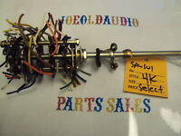 Sansui 4000 Original Selector Switch. Phono,AM,FM,ETC. Parting Out Sansui 4000.