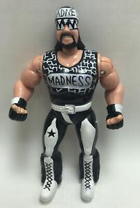"WCW Macho Man Randy Savage 1998 OSFT 4.5"" Wrestling Figure wwe"