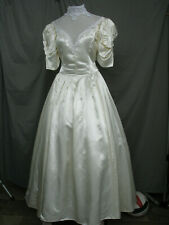Victorian Dress Style Edwardian Wedding 1950s Vintage