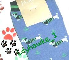 ♡ Dachshund Dogs in Sailor Tees & Hats Socks Sailor Nautical Wiener Dog J. Crew