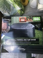 More details for cleverspa universal thermal hot tub cover