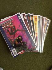 Ultimate X-Men Comic Lot Run Set 20 Issues #34-53 Marvel Comics Wolverine