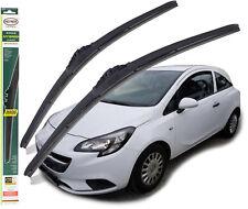 "Vauxhall Corsa E 2014+ wiper blades HEYNER HYBRID 26"" 16""PT FRONT"