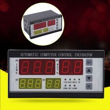 Professionale Incubatrice Uova Automatica Termostato Temp Umidità Controller
