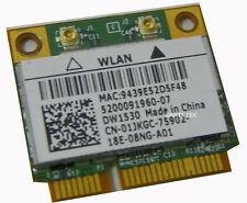 Dell Wireless DW1530 1JKGC a/b/g/n BCM43228 PCIe Half BCM943228HM4L 2.4 /5 GHz