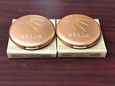 Lot Of 2 Stila Sun Bronzing Powder Shade #01 8g/0.28oz