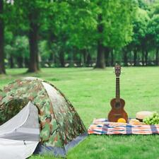 4 Person Outdoor Camping Waterproof 4 Season Family Tent Camouflage Hiking