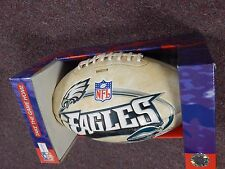 Philadelphia Eagle L.J. Smith Signed Autographed Football Guaranteed Authentic
