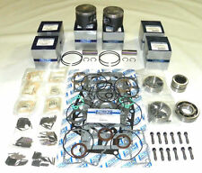 WSM Outboard Mercury 225 250 HP 3.0L Power Head Rebuild Kit 700-858294T 1