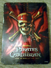 Disney's Pirates of the Caribbean - At World's End - Steelbook - 2-Disc DVD - R2
