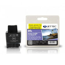 JET TEC B9B HIGH QUALITY REMANUFACTURED BROTHER LC900 BLACK INK CARTRIDGE