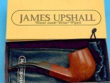 NEW JAMES UPSHALL P GRADE FH EXL FULL BENT BILLIARD ODA UNSMOKED VINTAGE RARE