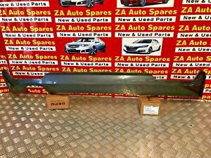 GENUINE BMW 4 SERIES F32/33/36 M SPORT REAR BUMPER SPOILER DIFFUSER TRIM SINGLE