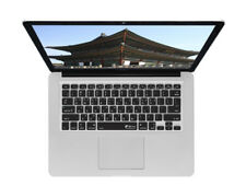 Korean Keyboard Cover for MacBook/Air 13/Pro (2008+)/Retina & Wireless