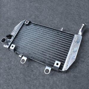 Aluminum Radiator Cooling Cooler Fit for HONDA VFR800 A 2002-2009 Left