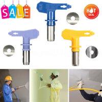 2/3/4/5/6 Series Airless Paint Spray Sprayer Gun Tip Nozzle Universal  C