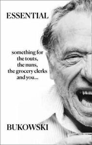 Essential Bukowski: Poetry by Charles Bukowski 9780008225155   Brand New