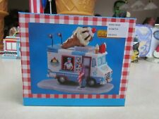 Lemax Summer Ice Cream Truck ~ Mint in Box and Nrfb!