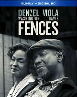 Fences [New Blu-ray] Digital Copy, Digital Theater System, Subtitled, Widescre