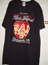 69TH ANNUAL North CAROLINA APPLE FESTIVAL HENDERSONVILLE, NC SEPT 4-7 T-Shirt