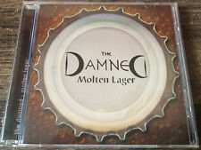 THE DAMNED - Molten Lager (Live) CD New Wave / Punk