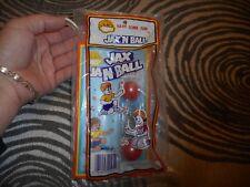 Vintage New Novelty Toy Jax N Ball