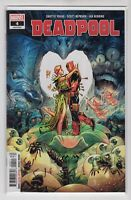 Deadpool Issue #4 Marvel Comics (9/5/18 1st Print)