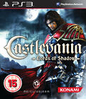 Castlevania Lords of Shadow PS3 *in Excellent Condition*