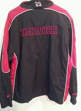Nascar Kevin Harvick Full Zip  Windbreaker made by Chase Authentics Men's L