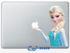 Frozen Princess Elsa Macbook Stickers Macbook Air Pro Decals Skin for Macbook FZ