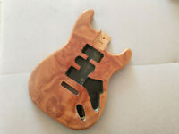 New top grade Mahogany gloss electric guitar body parts