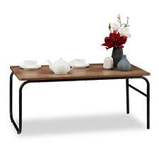 Couchtisch industrial Wohnzimmertisch Coffee Table Beitisch Ziertisch rechteckig