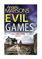 Evil Games: The gripping heart-stopping thriller by Angela Marsons,