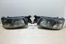 JDM Subaru Forester SG5 HID Black Headlights