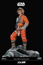 XM Studios Luke Skywalker in Rebel Suit EX 1/4 Figure Statue US Seller in USA