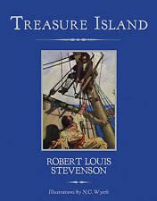 Treasure Island by Robert Louis Stevenson (Hardback, 2015)