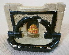 Bedroom Vintage Dolls' Fireplaces