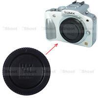 Camera Body Cover Cap for Panasonic Micro 4/3 Four Thirds LUMIX GX1 GX7 GX8 GM1