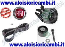KIT DISTRIBUZIONE INA FIAT BRAVO 1.6 MTJ 105/120CV - CUSCINETTI E CINGHIA  -