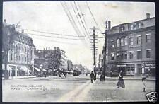 Cambridge MA~ 1909 CENTRAL SQUARE ~ SCHOOL OF MUSIC