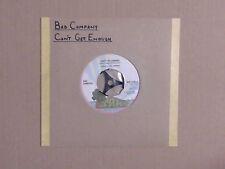 "Bad Company - Can't Get Enough (7"" Vinyl Single)"