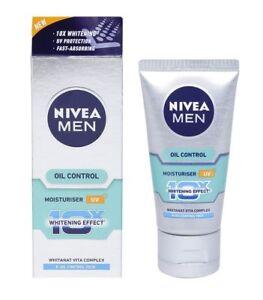 Nivea For Men Advanced Whitening Oil Control Moisturiser  50 ml