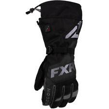 FXR Heated Recon Glove 3 Stage Thermal Heat Waterproof Fleece Liner Snowmobile