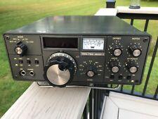 Ten-Tec 525 D Argosy Ii Ham Amateur Radio Hf Transceiver in Exc Condition