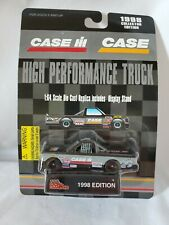 Case IH High Performance Truck 1:64 Racing Champions New In Box Die Cast Stand