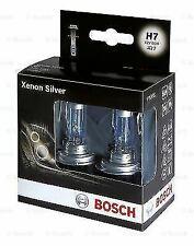 Bosch 1987301087 12V 55W H7 Bombilla de xenón de Plata