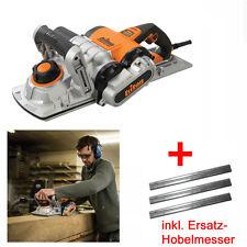TRITON Dreimesser Elektrohobel Hobel Hobelmaschine Balkenhobel Zimmermannshobel