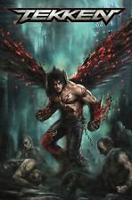 "Tekken #1  ""Devil Jin"" Bulletproof store exclusive  RARE! NM *Pre-Sell*"